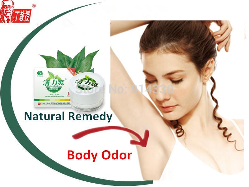 Natural Deodorant For Bad Body Odor