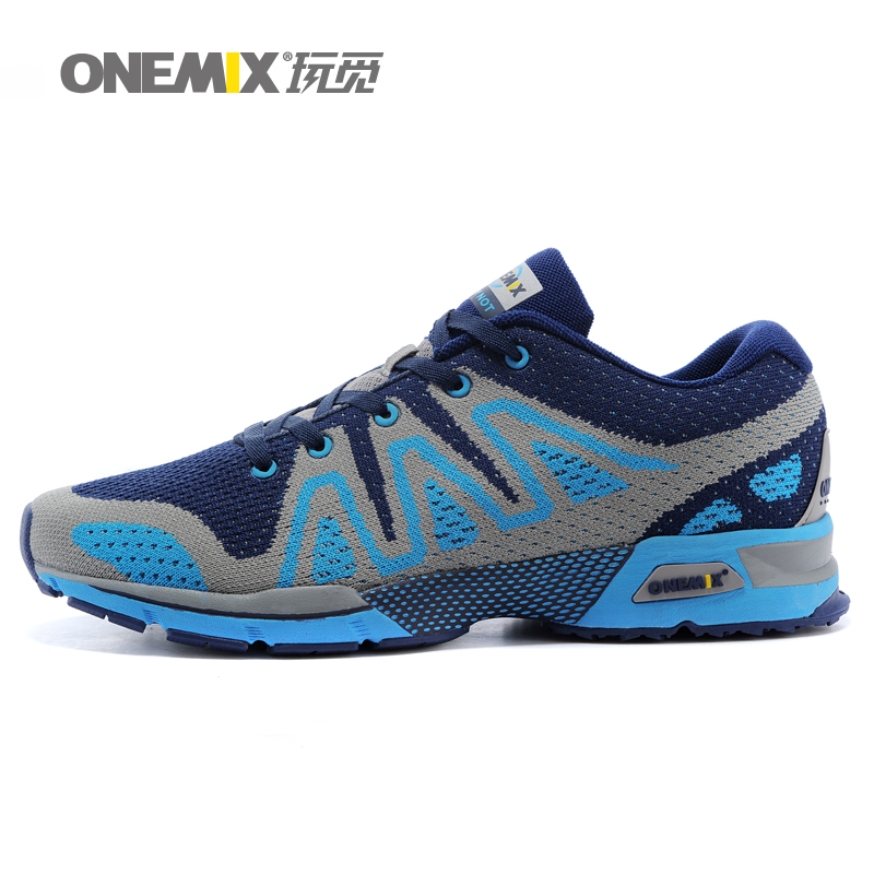 7b7e86ad15 ONEMIX 2016 New Men Athletic Shoes Running Shoes Sapatos Masculinos Styl  Zapatillas Air Walking Sport Outdoor Max Men shoes 1035